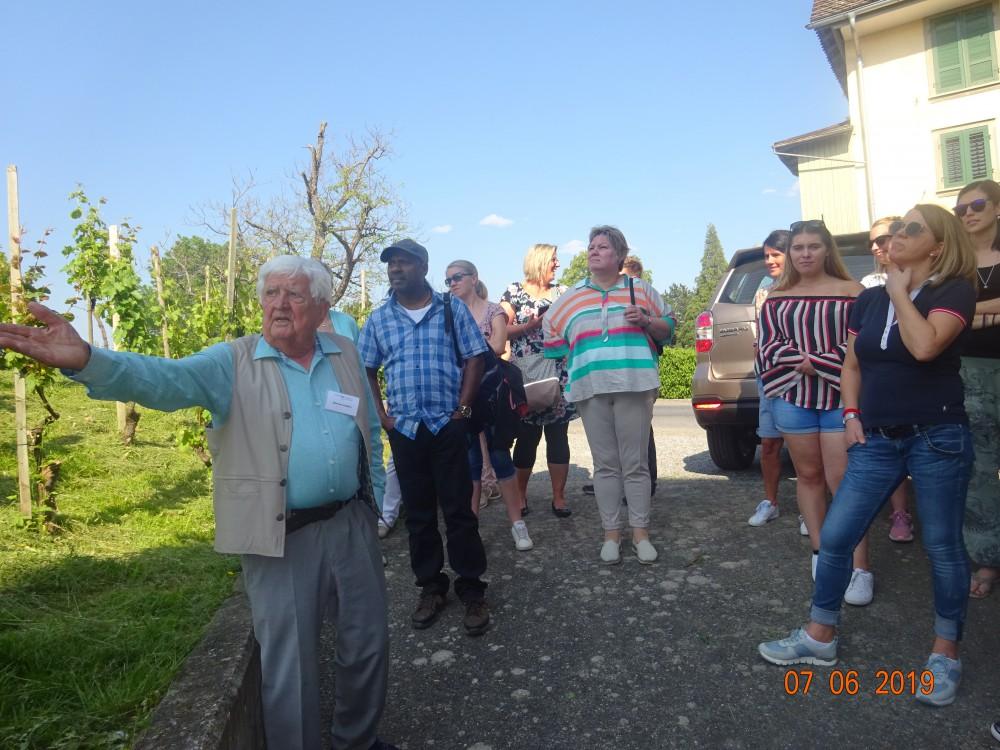 Personausflug 2019 auf die Halbinsel Au 2