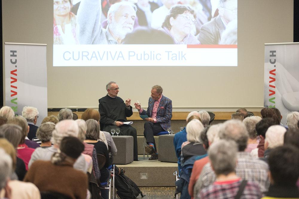 Impressionen Public Talk Palliative Care 17