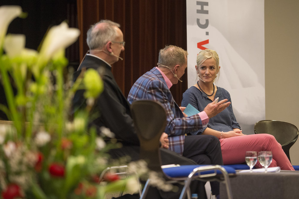 Impressionen Public Talk Palliative Care 19