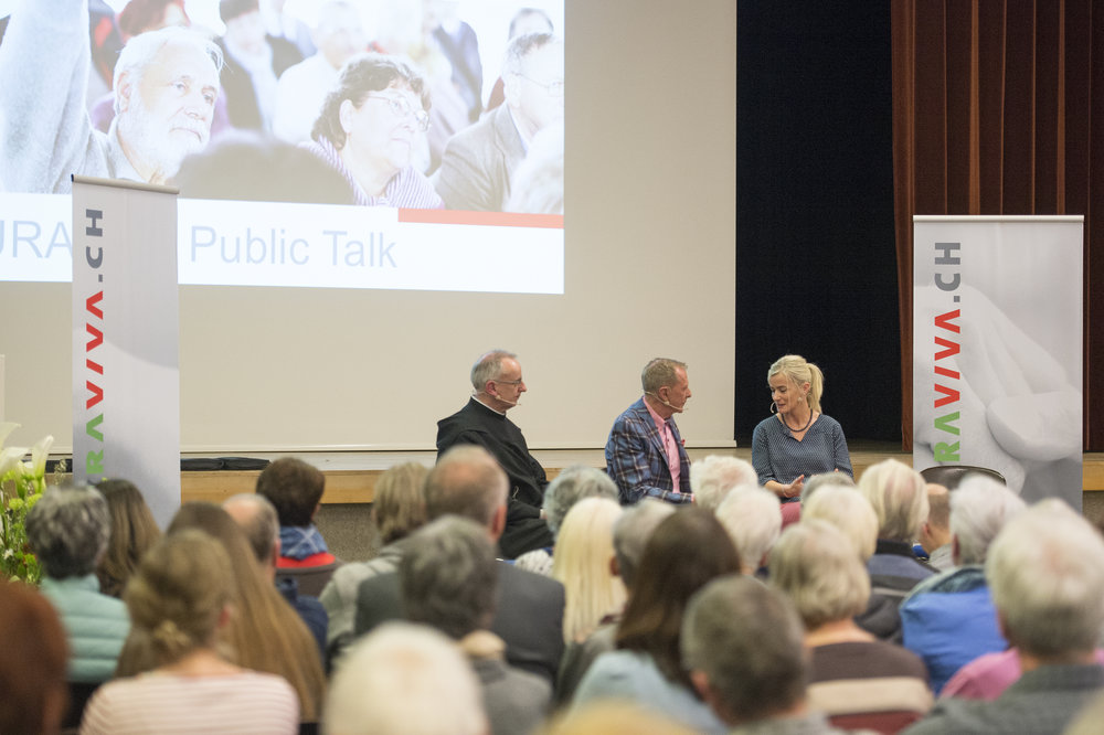 Impressionen Public Talk Palliative Care 20