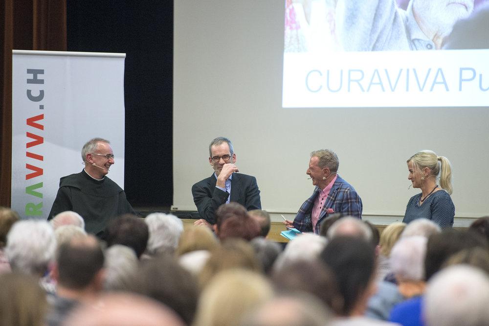 Impressionen Public Talk Palliative Care 12